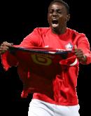 Timothy Weah football render