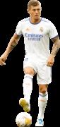 Toni Kroos football render