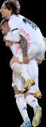 Toni Kroos & Luka Modric football render