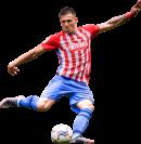Uros Djurdjevic football render