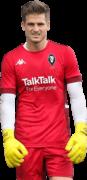 Vaclav Hladky football render