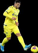 Valentin Eysseric football render