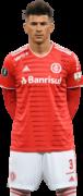 Víctor Cuesta football render