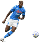 Victor Osimhen football render