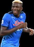 Victor Osimhen football render