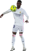 Vinicius Junior football render