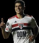 Vitor Bueno football render
