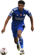 Wesley Fofana football render