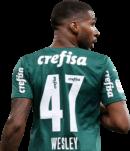 Wesley Ribeiro Silva football render