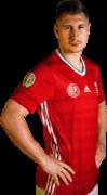 Willi Orban football render
