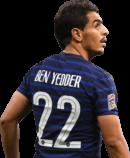 Wissam Ben Yedder football render