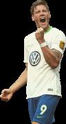 Wout Weghorst football render