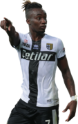 Yann Karamoh football render