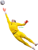 Yann Sommer football render