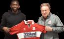 Yannick Bolasie & Neil Warnock football render