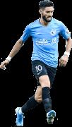 Yannick Ferreira-Carrasco football render