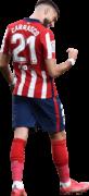 Yannick Ferreira Carrasco football render