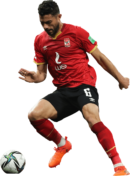 Yasser Ibrahim football render