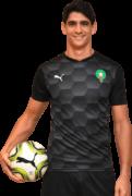 Yassine Bounou football render