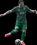 Yevgen Seleznyov football render