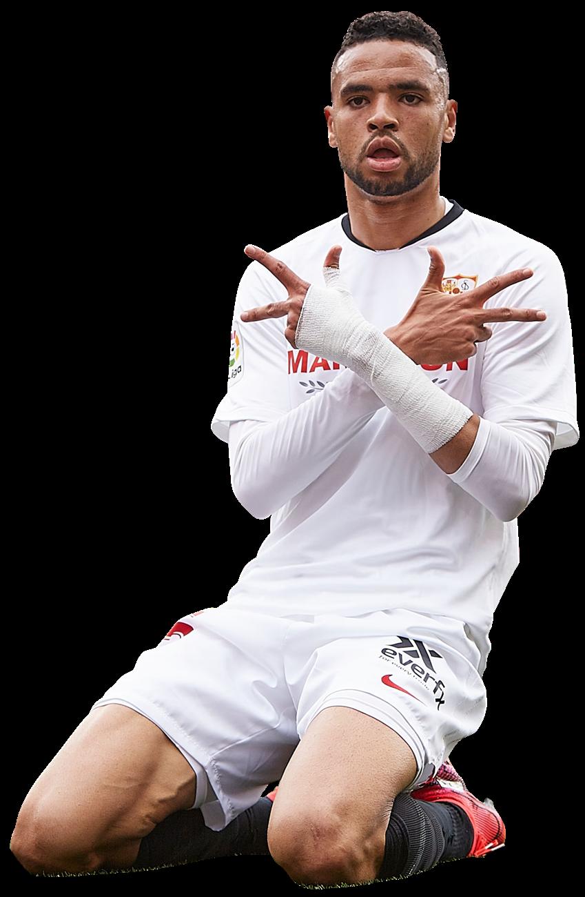 Youssef En-Nesyri football render - 66092 - FootyRenders