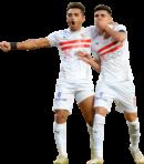 Youssef Obama & Achraf Bencharki football render