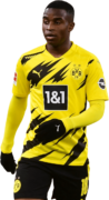 Youssoufa Moukoko football render