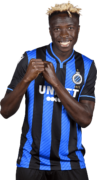 Youssouph Badji football render