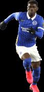 Yves Bissouma football render