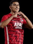 Zakaria Aboukhlal football render