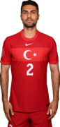 Zeki Celik football render
